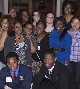 African/African American Heritage Reception: February 21, 2014